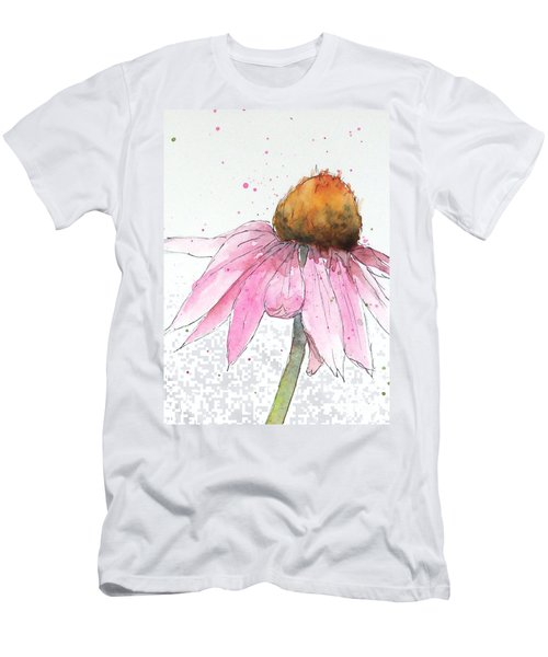 Coneflower 1 Men's T-Shirt (Athletic Fit)