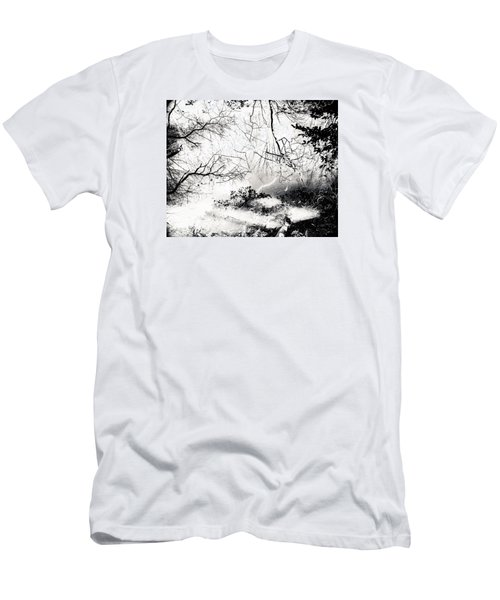 Confusion Of The Senses Men's T-Shirt (Slim Fit) by Hayato Matsumoto