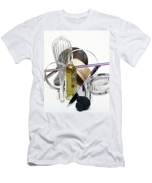 Cooking Equipment Men's T-Shirt (Athletic Fit)