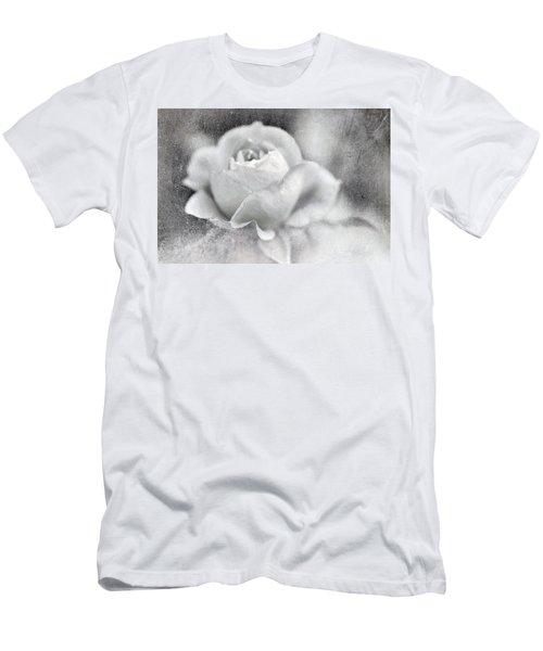 Cool Rose Men's T-Shirt (Athletic Fit)