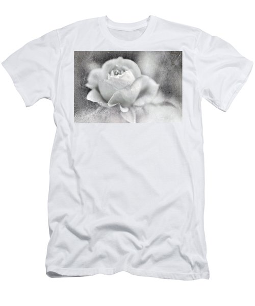 Cool Rose Men's T-Shirt (Athletic Fit)