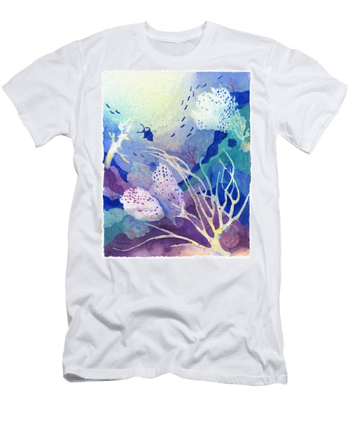 Coral Reef Dreams 4 Men's T-Shirt (Athletic Fit)