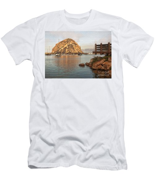 Corner Harbor Men's T-Shirt (Athletic Fit)