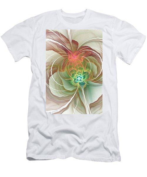 Corsage Men's T-Shirt (Athletic Fit)