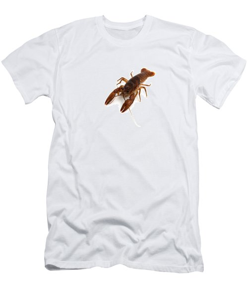 Crawfish Men's T-Shirt (Athletic Fit)