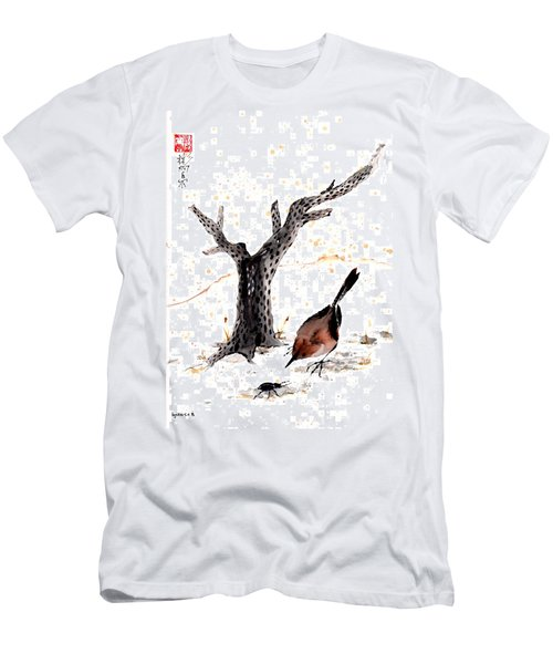 Cycles Of Life Men's T-Shirt (Slim Fit) by Bill Searle
