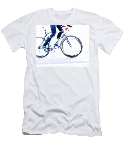 Cycling Men's T-Shirt (Athletic Fit)