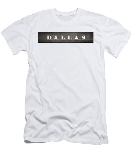Dallas Men's T-Shirt (Athletic Fit)
