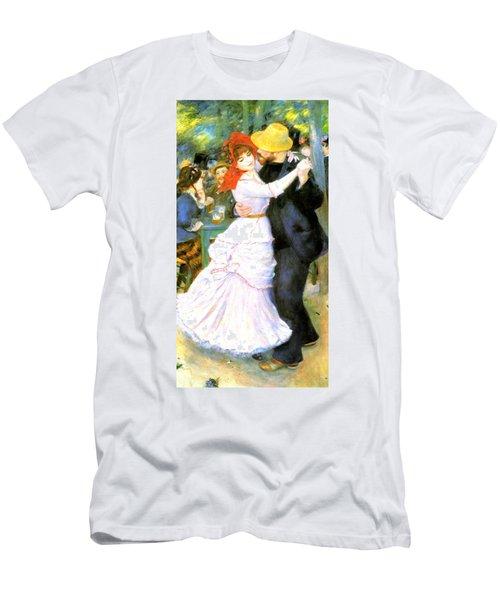 Dance At Bougival Men's T-Shirt (Athletic Fit)