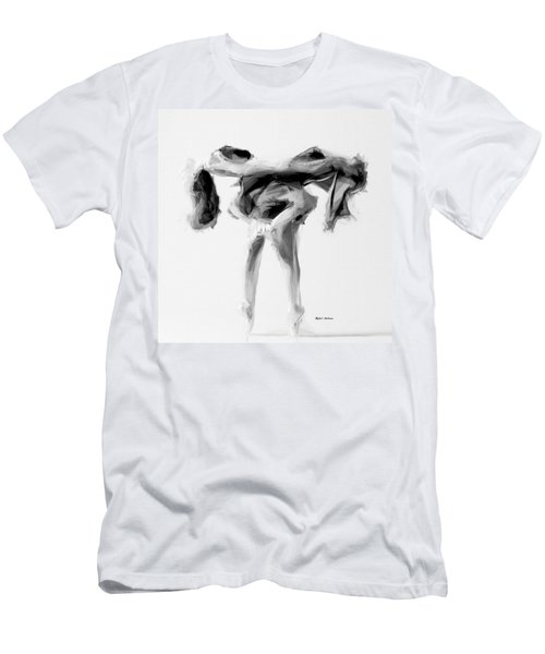 Dance Moves II Men's T-Shirt (Athletic Fit)