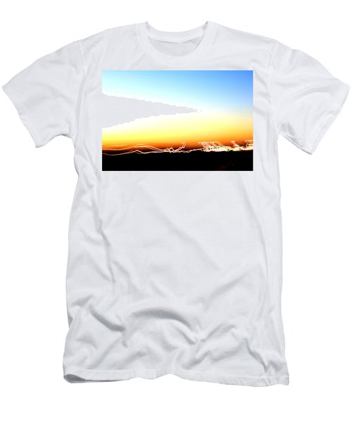 Dancing In The Sunlight Men's T-Shirt (Athletic Fit)