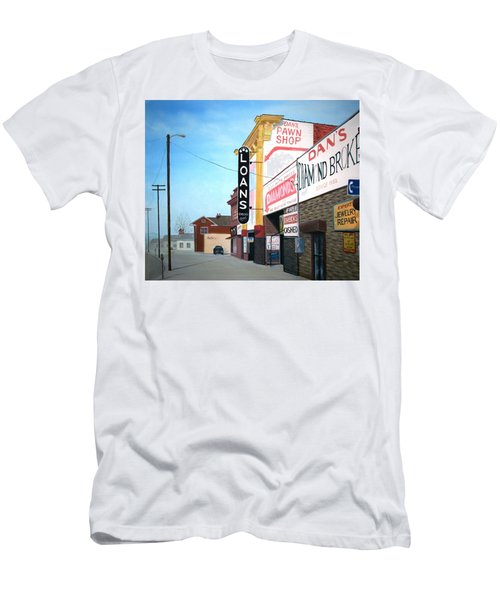 Dan's Men's T-Shirt (Athletic Fit)