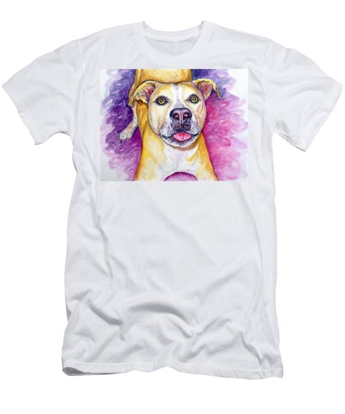 Men's T-Shirt (Athletic Fit) featuring the painting Daphne by Ashley Kujan