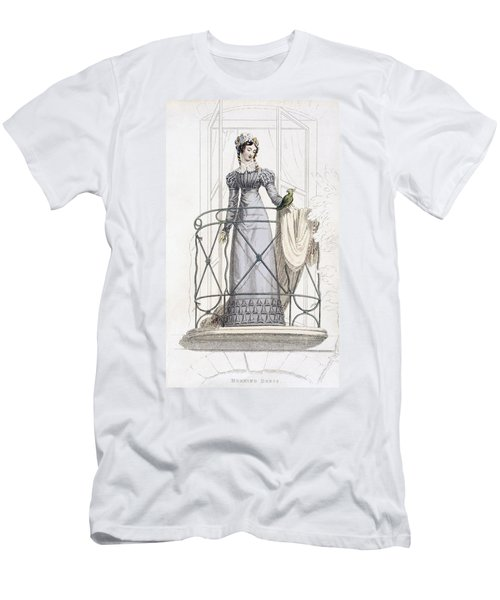 Day Dress, Fashion Plate Men's T-Shirt (Athletic Fit)