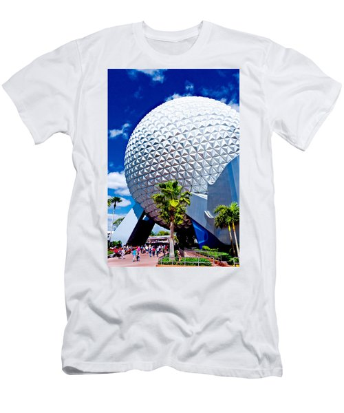 Daylight Dome Men's T-Shirt (Athletic Fit)