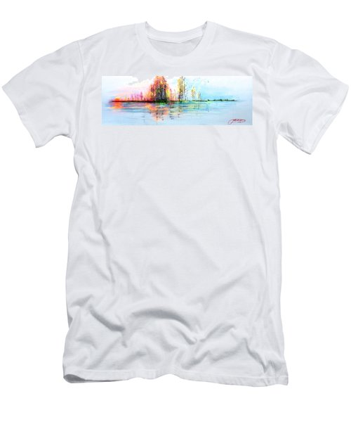 Days End Men's T-Shirt (Athletic Fit)