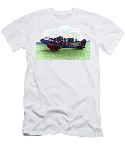 De Havilland Dragon Rapide Men's T-Shirt (Athletic Fit)