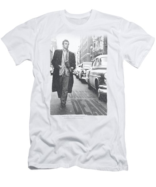Dean - On The Street Men's T-Shirt (Athletic Fit)