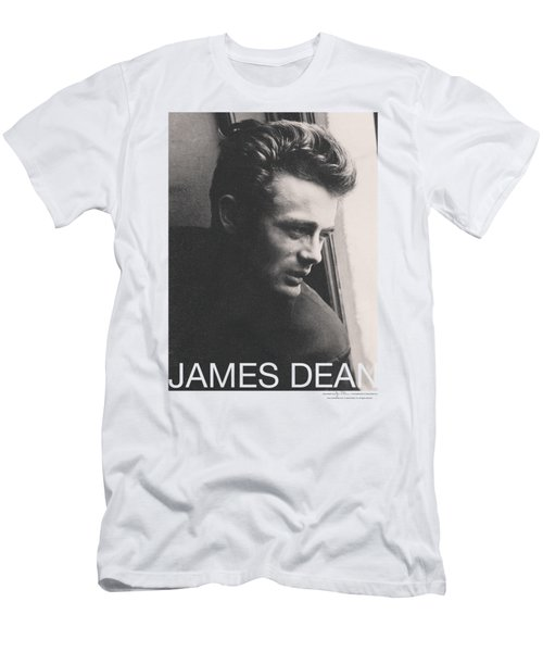 Dean - Reflect Men's T-Shirt (Slim Fit) by Brand A