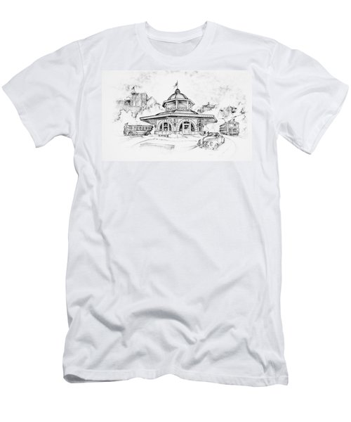Decatur Transfer House Men's T-Shirt (Athletic Fit)