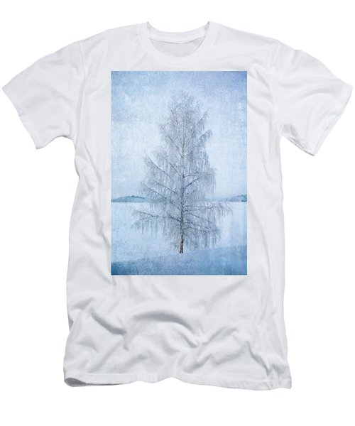 December Birch Men's T-Shirt (Athletic Fit)