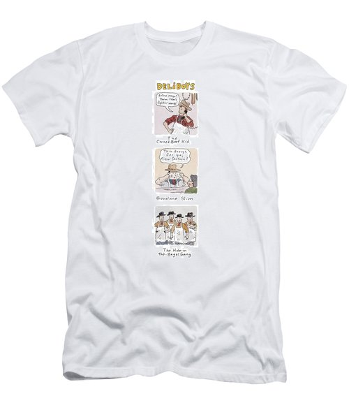 Deliboys 'extra Mayo?  Them Thar's Fightin' Men's T-Shirt (Athletic Fit)