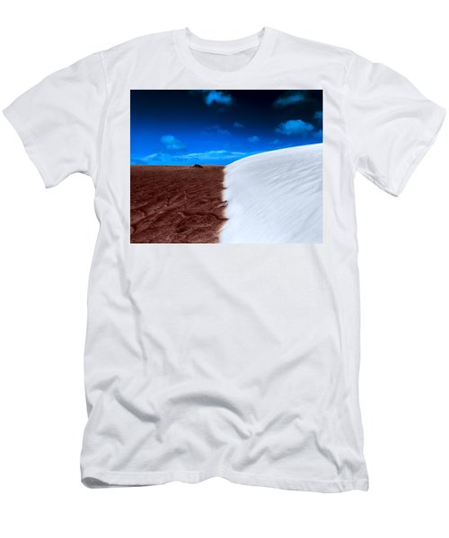 Desert Sand And Sky Men's T-Shirt (Athletic Fit)