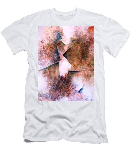 Divine Path Men's T-Shirt (Athletic Fit)