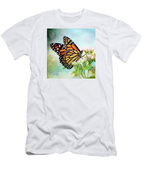 Men's T-Shirt (Slim Fit) featuring the photograph Divine Things by Kerri Farley