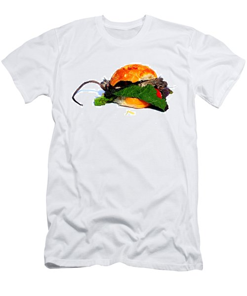 Do You Want Flies With That? Men's T-Shirt (Athletic Fit)