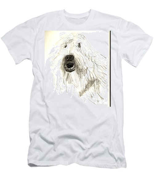 Dog Men's T-Shirt (Athletic Fit)