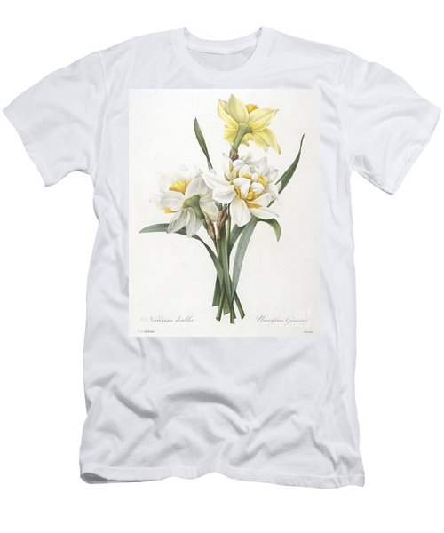 Double Daffodil Men's T-Shirt (Athletic Fit)