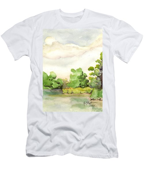Downriver Napanee Men's T-Shirt (Athletic Fit)