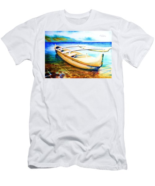 Dreams Of Polynesia Men's T-Shirt (Athletic Fit)