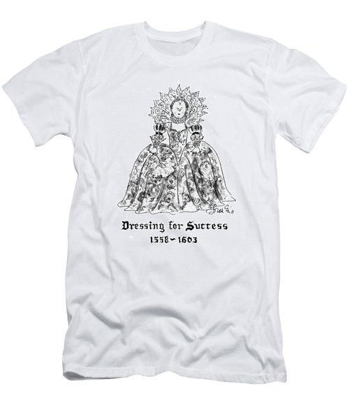Dressing For Success 1558-1603 Men's T-Shirt (Athletic Fit)