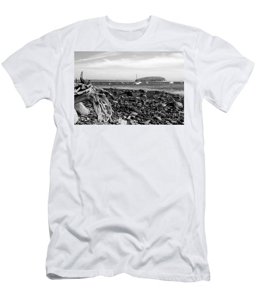 Driftwood And Harbor Men's T-Shirt (Athletic Fit)