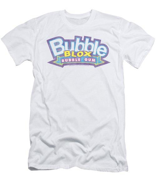 Dubble Bubble - Bubble Blox Men's T-Shirt (Athletic Fit)