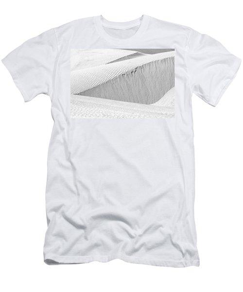 Dune Abstract, Paryang, 2011 Men's T-Shirt (Athletic Fit)