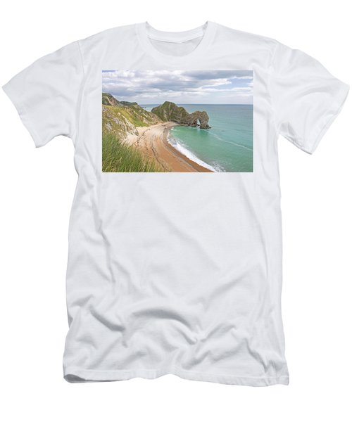 Durdle Door Men's T-Shirt (Athletic Fit)