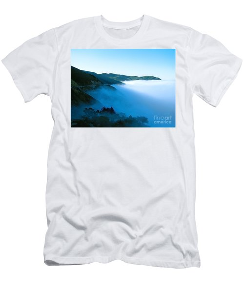 Early Morning Coastline Men's T-Shirt (Athletic Fit)