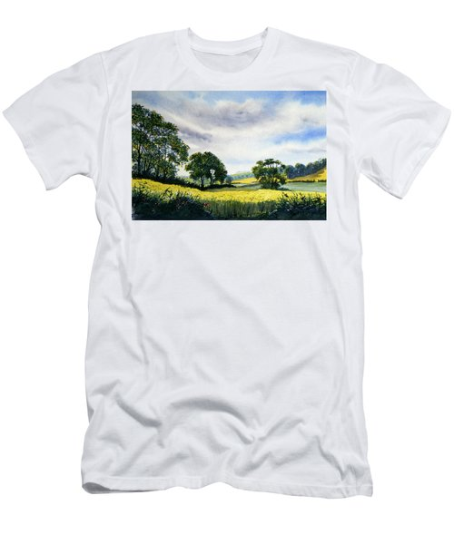 Eastfields From Woldgate Men's T-Shirt (Athletic Fit)