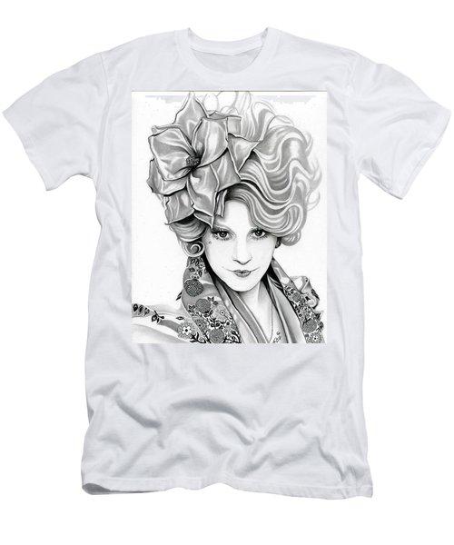 Effie Trinket - The Hunger Games Men's T-Shirt (Slim Fit) by Fred Larucci