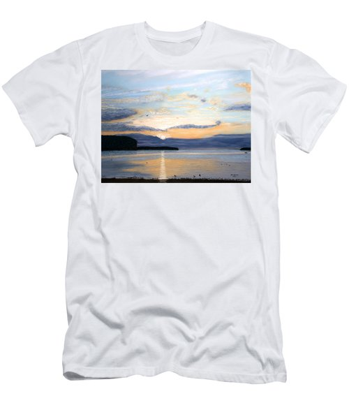 Eileen's Sunset Men's T-Shirt (Athletic Fit)