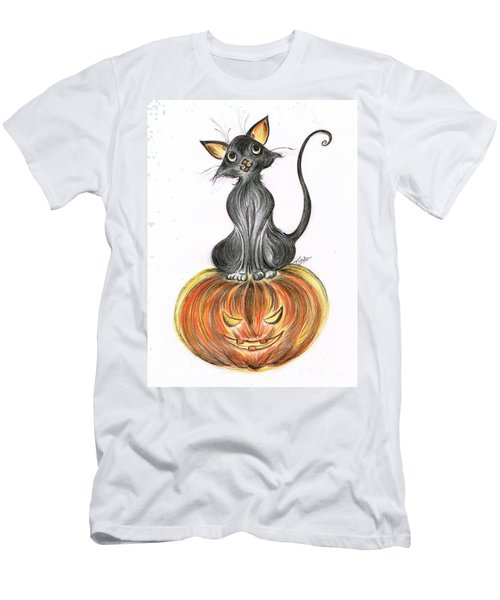 Elma's Pumpkin Men's T-Shirt (Athletic Fit)