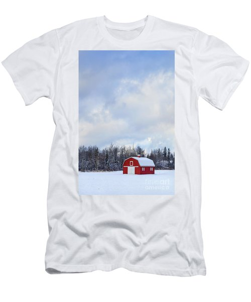 Embrace The Cold Men's T-Shirt (Athletic Fit)