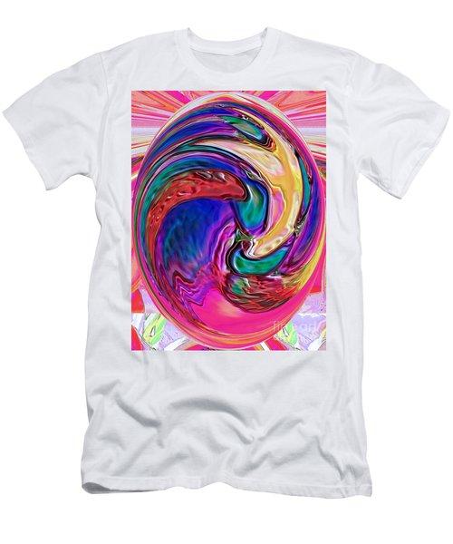 Emergence - Digital Art Men's T-Shirt (Athletic Fit)
