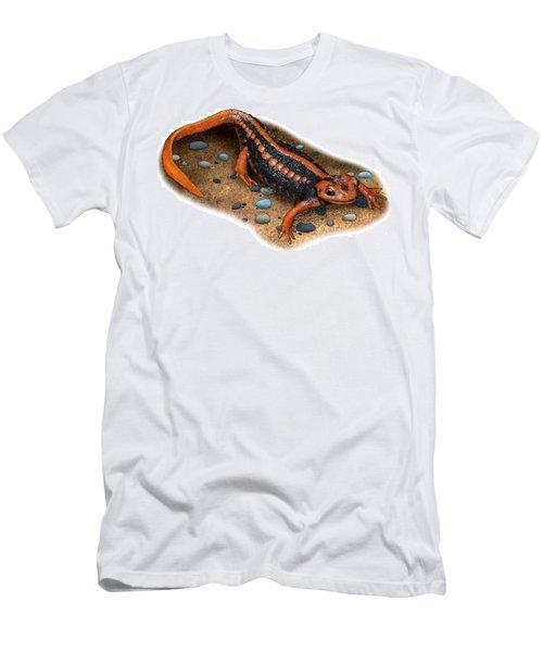 Emperor Newt Men's T-Shirt (Athletic Fit)