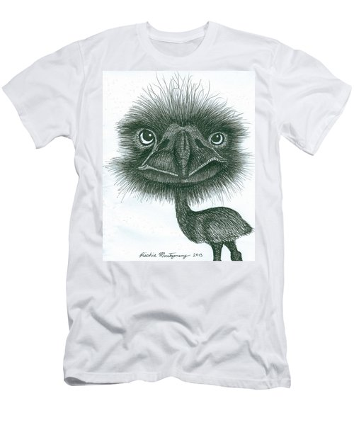 Emu Men's T-Shirt (Athletic Fit)