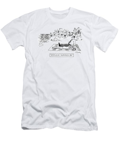 Endless Summer IIi Men's T-Shirt (Athletic Fit)