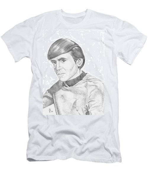 Ensign Pavel Chekov Men's T-Shirt (Athletic Fit)